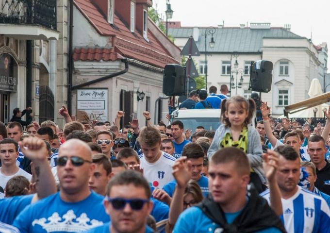 Wisła Płock vs Zawisz Bydgoszcz