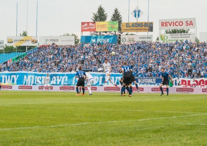 Wisła Płock vs Zawisza Bydgoszcz