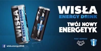 Wisła Energy Drink